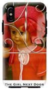 The Girl Next Door IPhone X Tough Case