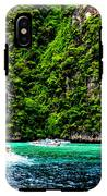 The Green Sea IPhone X Tough Case