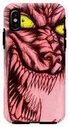 The Hyena IPhone X Tough Case