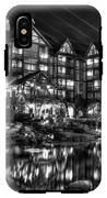 The Inn At Christmas Place Night IPhone X Tough Case