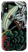 The Jungle IPhone X Tough Case