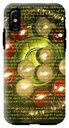 The Light Pantoum Poem IPhone X Tough Case