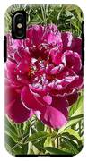 The Lonely Flower IPhone X Tough Case