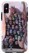The Mask Vendor IPhone X Tough Case