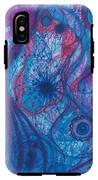 The Ocean's Blue Heart IPhone X Tough Case