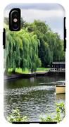 The River Cruise IPhone X Tough Case
