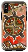 The Sand Turtle IPhone X Tough Case