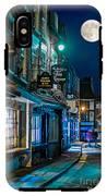 The Shambles Street In York U.k Hdr IPhone X Tough Case