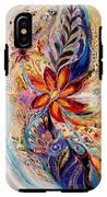 The Splash Of Life 5 IPhone X Tough Case
