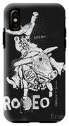 The Symbolic Image Of The Bull On Which IPhone X Tough Case