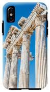 The Temple Of Apollo IPhone X Tough Case