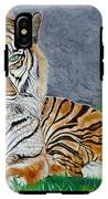 The Tiger IPhone X Tough Case