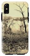 The Trees Of Steamboat Rock IPhone X Tough Case