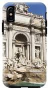 The Trevi Fountain - Rome - Italy IPhone X Tough Case