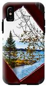 The View IPhone X Tough Case