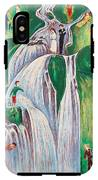 The Waterfall IPhone X Tough Case