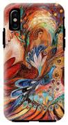 The Women Of Tanakh Hava II IPhone X Tough Case