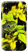 The Yellow Plant IPhone X Tough Case
