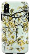 The Yellow Tree IPhone X Tough Case