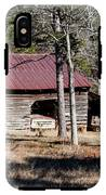 This Old Barn IPhone X Tough Case