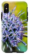 Thistle IPhone X Tough Case