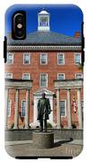 Thurgood Marshall Memorial IPhone X Tough Case