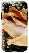 Tightly Wrapped Petals IPhone X Tough Case