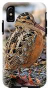 Timberdoodle The American Woodcock IPhone X Tough Case