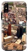 Tiny Town IPhone X Tough Case