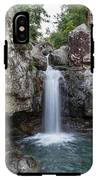 Top Of Cidar Falls IPhone X Tough Case
