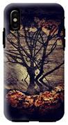 Tree Circle 2 IPhone X Tough Case