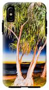 Trees At Night IPhone X Tough Case