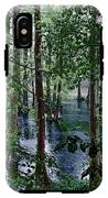 Trees IPhone X Tough Case