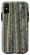 Trees Trees And More Trees IPhone X Tough Case