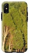 Triple Trees IPhone X Tough Case