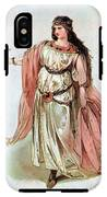 Tristan And Isolde, 1865 IPhone X Tough Case
