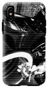 Tron Motor Cycle IPhone X Tough Case