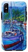 Tropical Splender IPhone X Tough Case