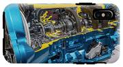 Truck Automatic Transmission IPhone X Tough Case