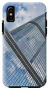 Trump Tower Chicago IPhone X Tough Case