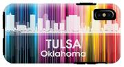Tulsa Ok 2 IPhone X Tough Case