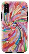 Unfolding Melody IPhone X Tough Case