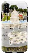 United States Capital Building At Legoland IPhone X Tough Case