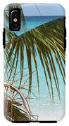 Unplugged In Paradise IPhone X Tough Case