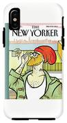Brooklyn's Eustace IPhone X Tough Case