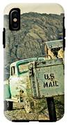 Us Mail IPhone X Tough Case