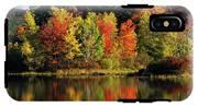 Usa, New Hampshire, Moultonborough IPhone X Tough Case