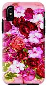 Valentine Flowers For You IPhone X Tough Case