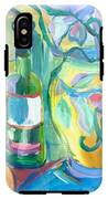Vase And Bottles In Still Life IPhone X Tough Case