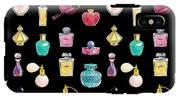Vector Seamless Perfume Pattern IPhone X Tough Case
